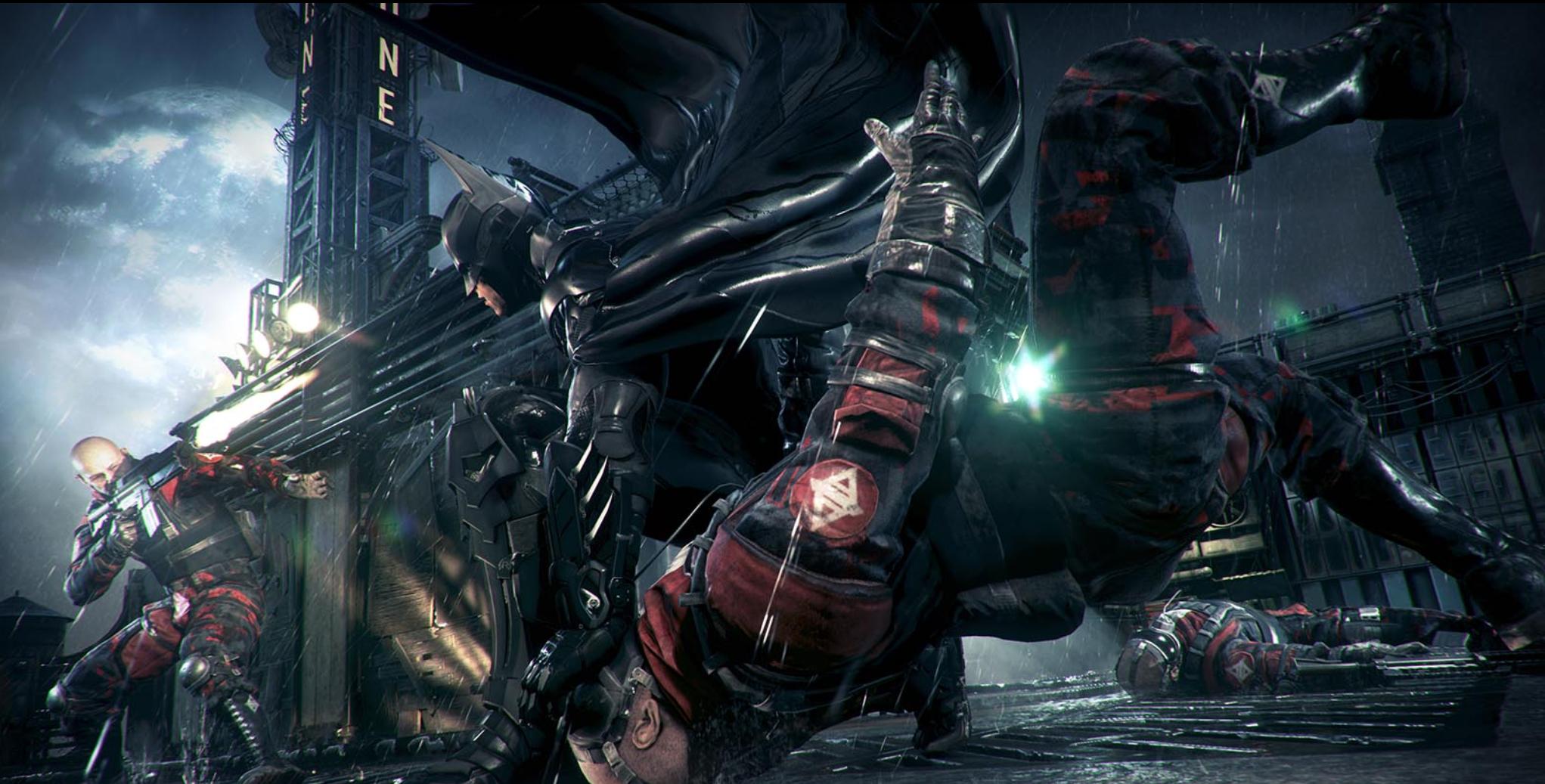 Análise Batman: Arkham Knight