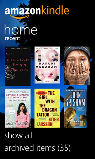 Amazon Kindle - Imagem 1 do software