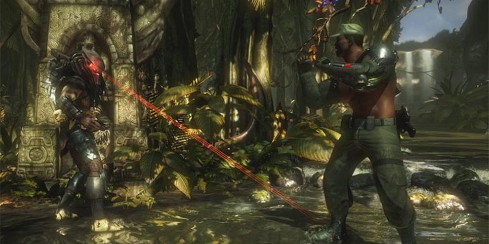 Mortal Kombat X recebe Predador no mês que vem, revela Ed Boon