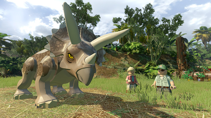 Análise do LEGO Jurassic World