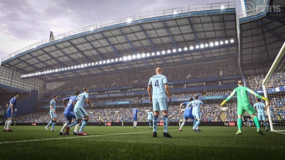 PES 2016 x FIFA 16