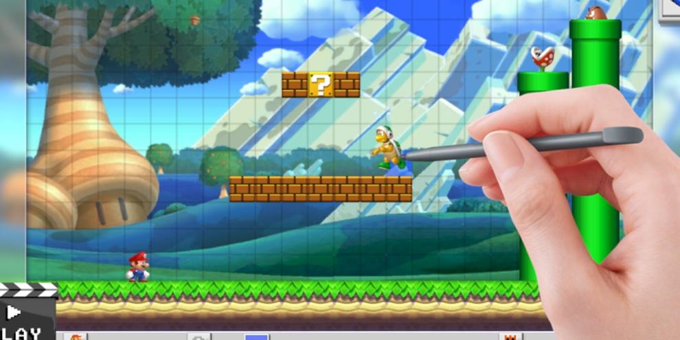 Nintendo é criticada por usar mão de mulher branca em Super Mario Maker