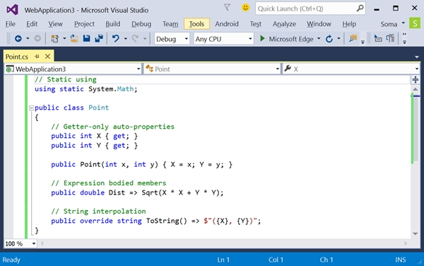 Visual Studio Professional - Imagem 1 do software