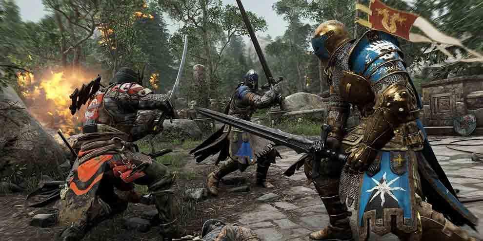 Brutal! Novo trailer de For Honor mostra reações da mídia sobre o jogo