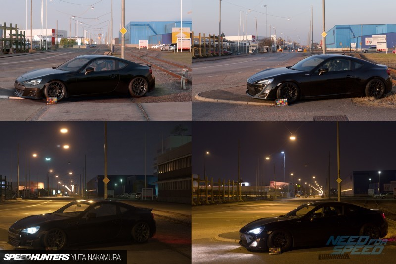 Veja e comprove: screeshots do novo Need For Speed parecem fotos reais