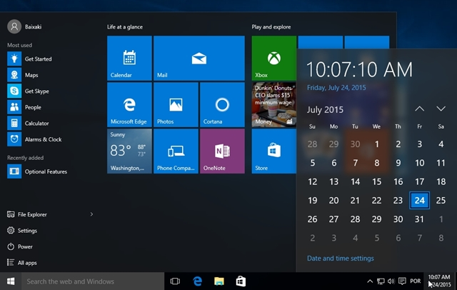 Windows 10 download windows 10 imagem 1 do software ccuart Image collections