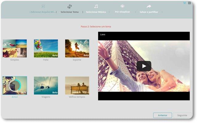 Wondershare Filmora - Imagem 3 do software