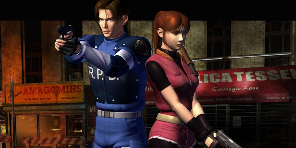 Capcom quer saber se fãs têm interesse em um remake de Resident Evil 2