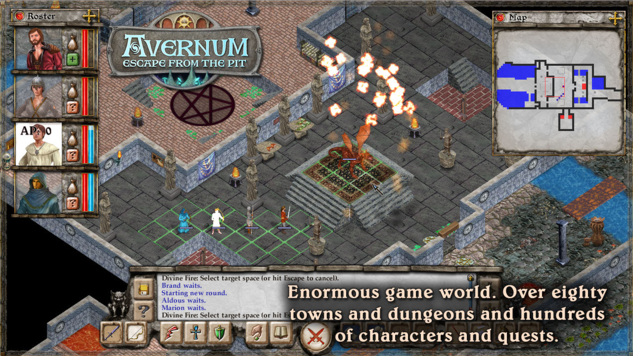 Avernum: Escape From the Pit [Download] - amazon.com