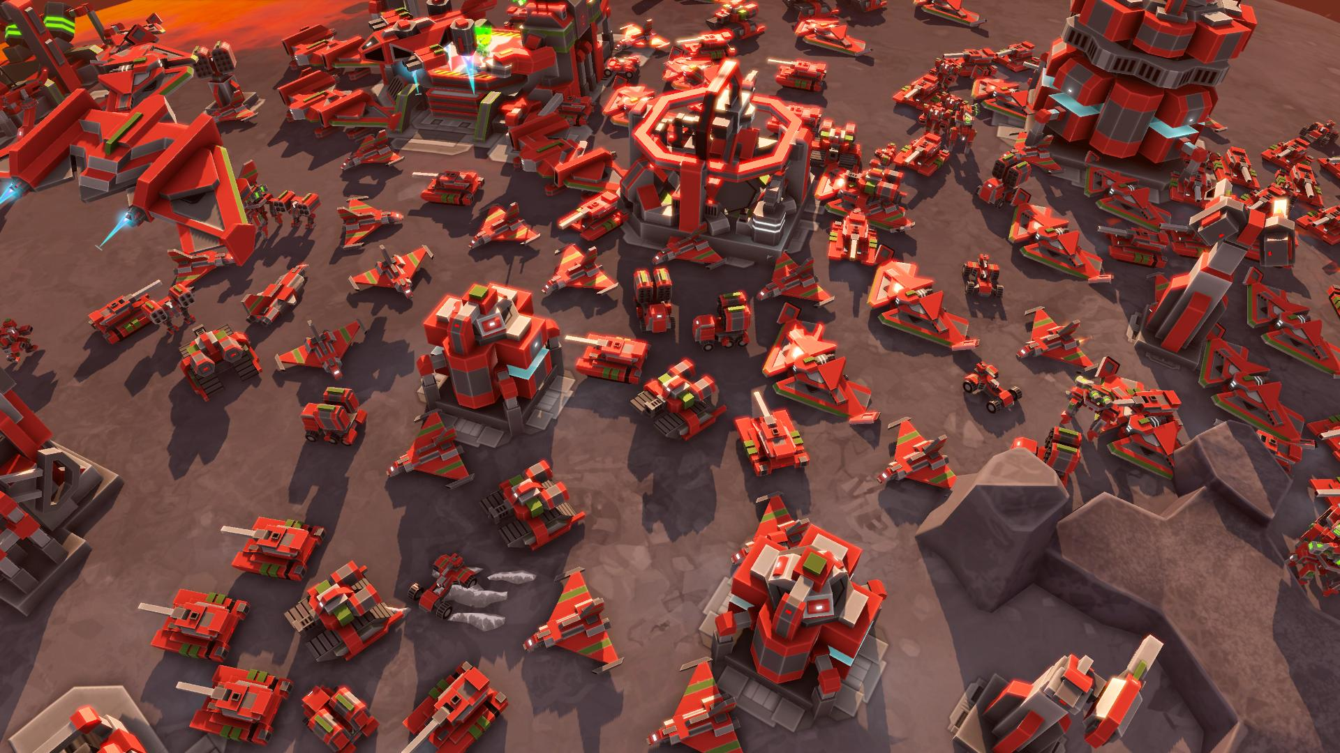 how to use teleporters in planetary annihilation