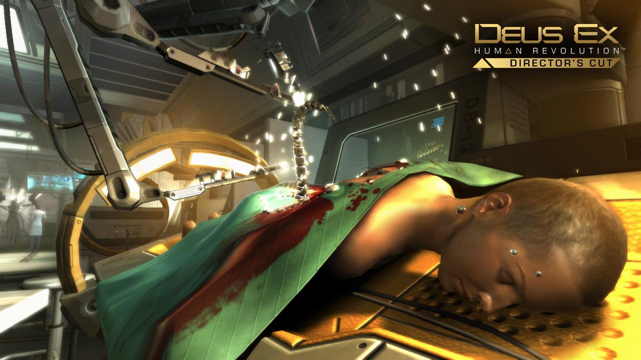 Download Deus Ex: Human Revolution - Director's Cut Full ...