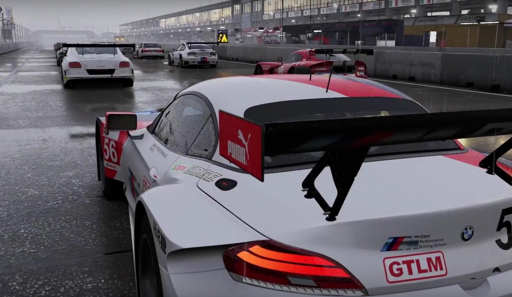 Dev diz como é possível ter chuva, 1080p e 60 fps em Forza Motorsport 6