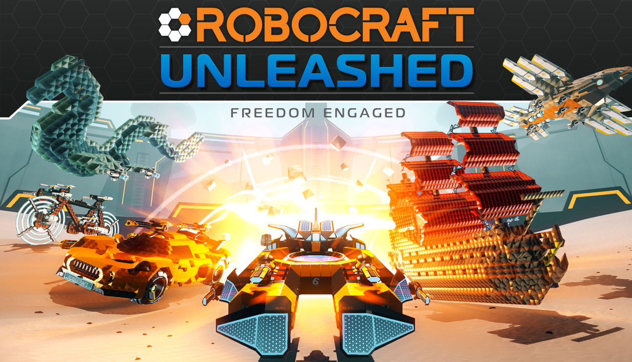 Robocraft - Steam download - Baixaki