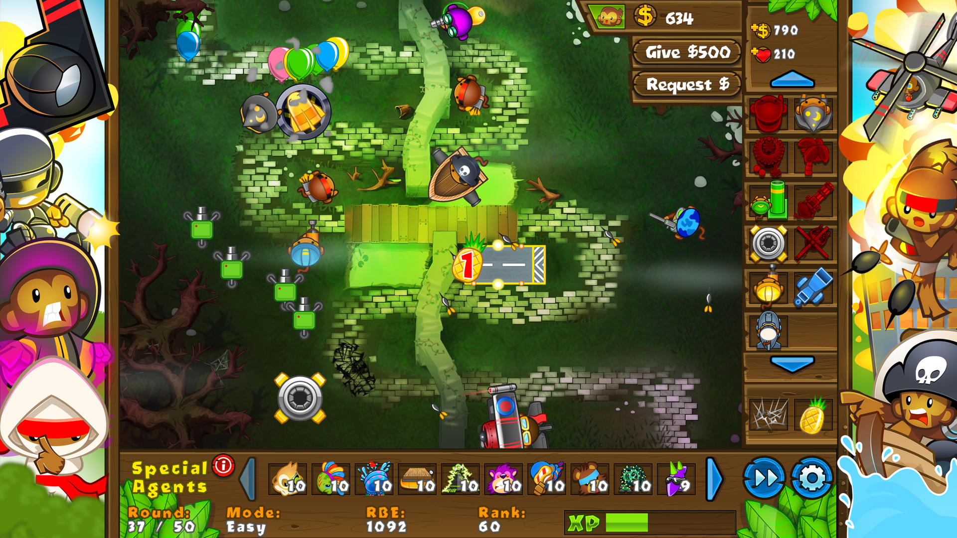 bloons td 6 igggames