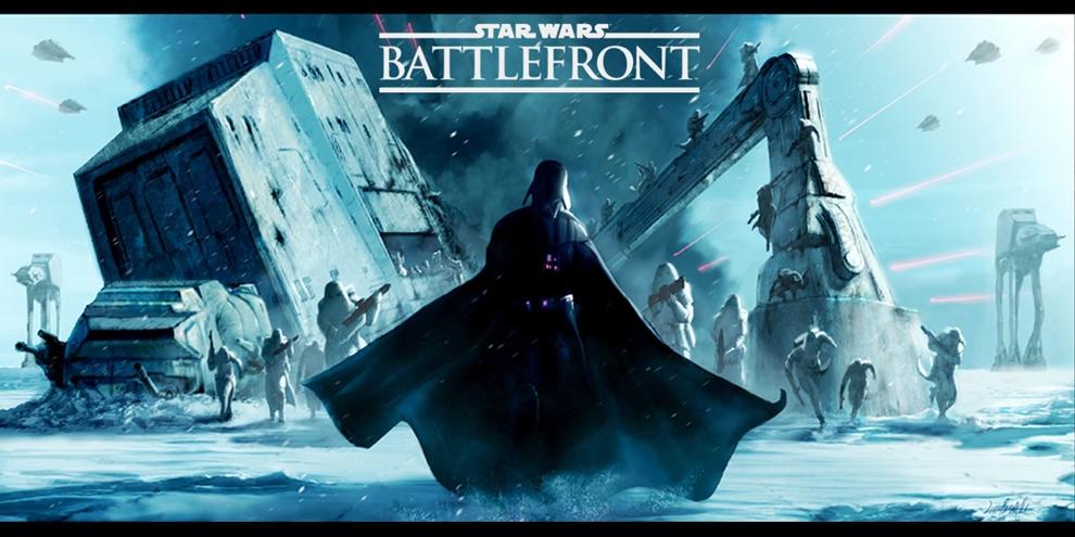 Diário nas estrelas: DICE publica novidades sobre a produção de Battlefront