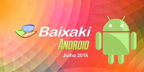 Os melhores aplicativos e jogos para Android: Julho de 2015