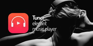 Tuner Elegant Music Player