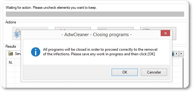 AdwCleaner - Imagem 2 do software