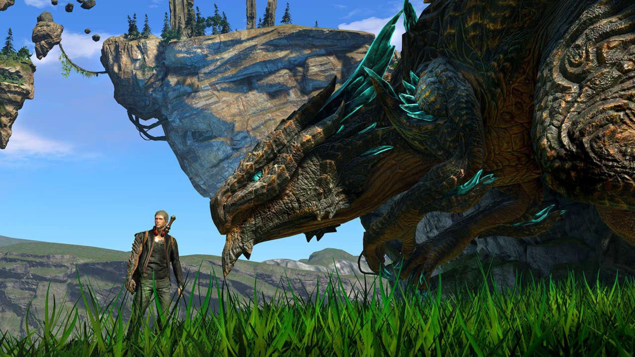 Scalebound tinha dinossauros no início, revela diretor