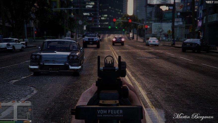 UAU! Mod deixa Grand Theft Auto V mais próximo da vida real [vídeo]