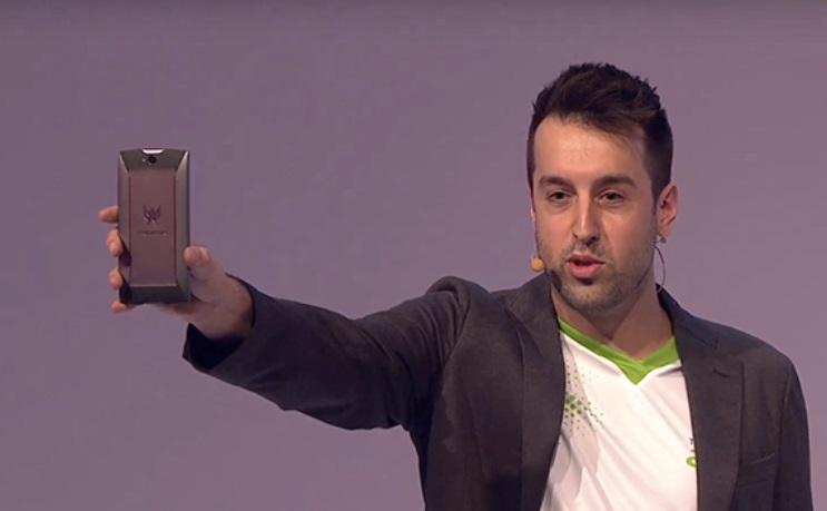 Acer Predator 6, o gamer smartphones que vai capturar o Seu Dinheiro