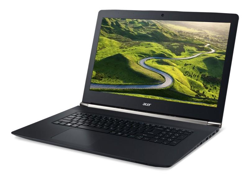 NAO PARECE, o MAS E: Acer anuncia V Nitro, notebook gamer com Desenho discreto