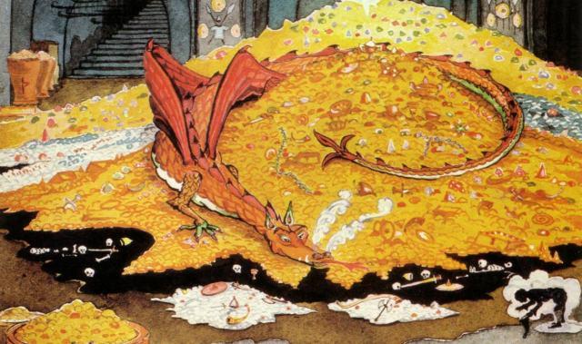 Tolkien se inspirou em lenda dinamarquesa para criar a história do dragão Smaug