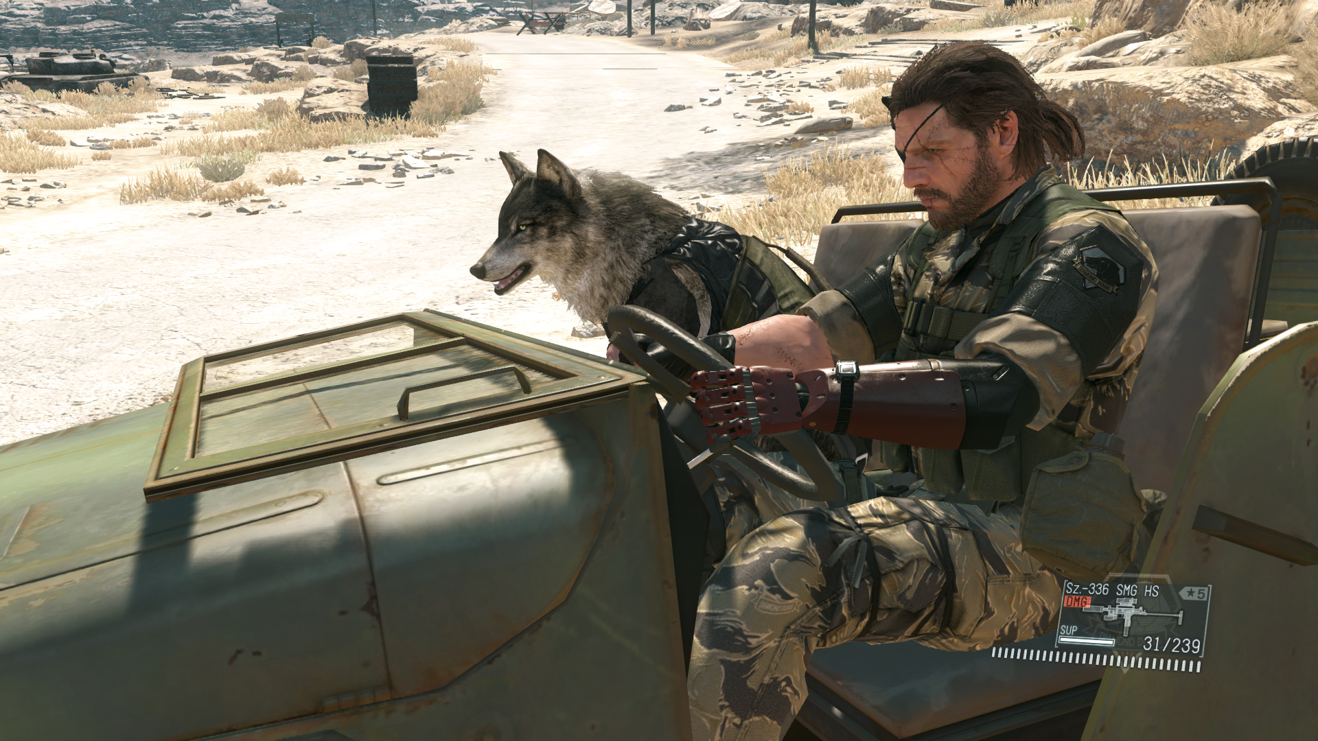 Análise do Metal Gear Solid V: The Phantom Pain