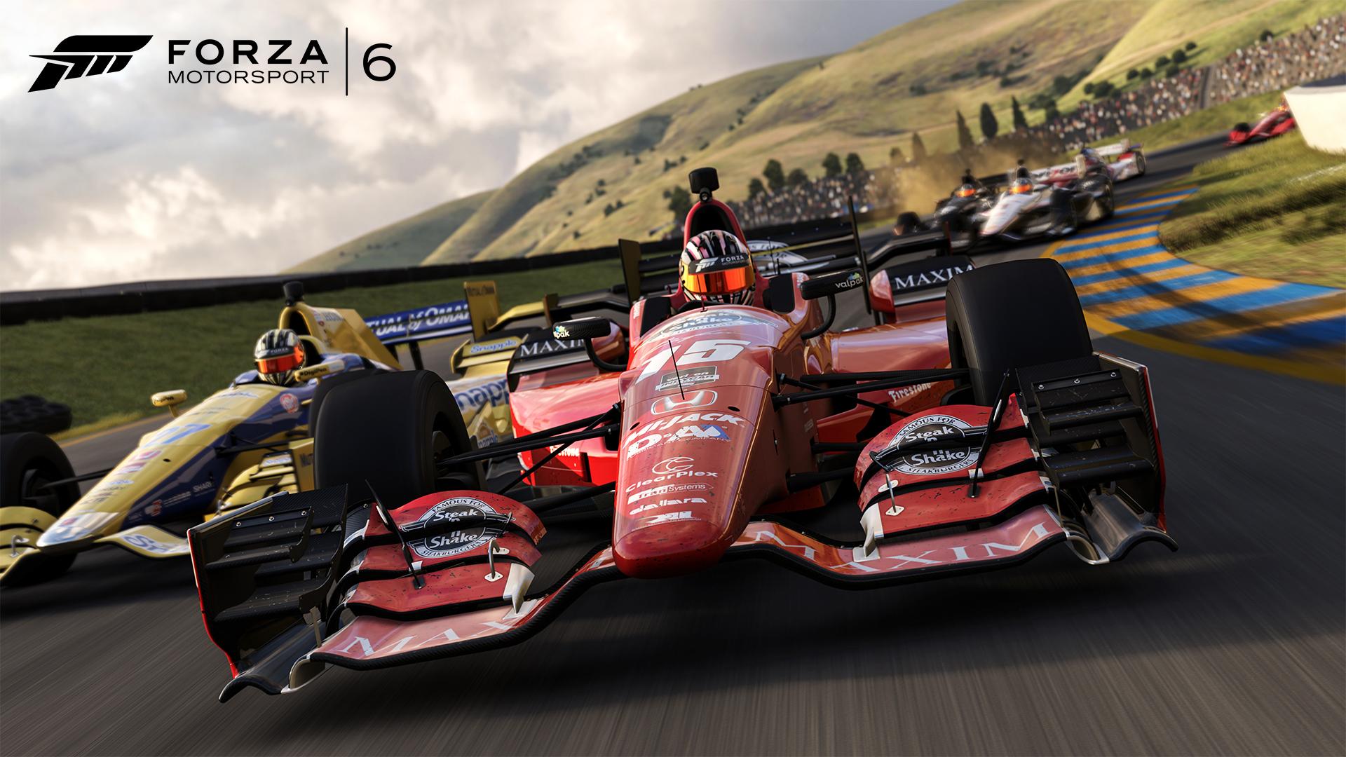 Bonito é pouco! Novas imagens de Forza Motorsport 6 são de cair o queixo