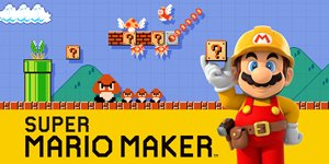 Imagem de Super Mario Maker no TecMundo Games