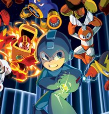 Imagem de Mega Man Legacy Collection no TecMundo Games