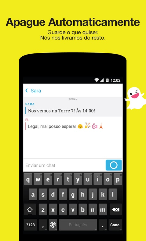 Snapchat - Imagem 2 do software