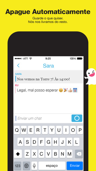 Snapchat - Imagem 2 do software