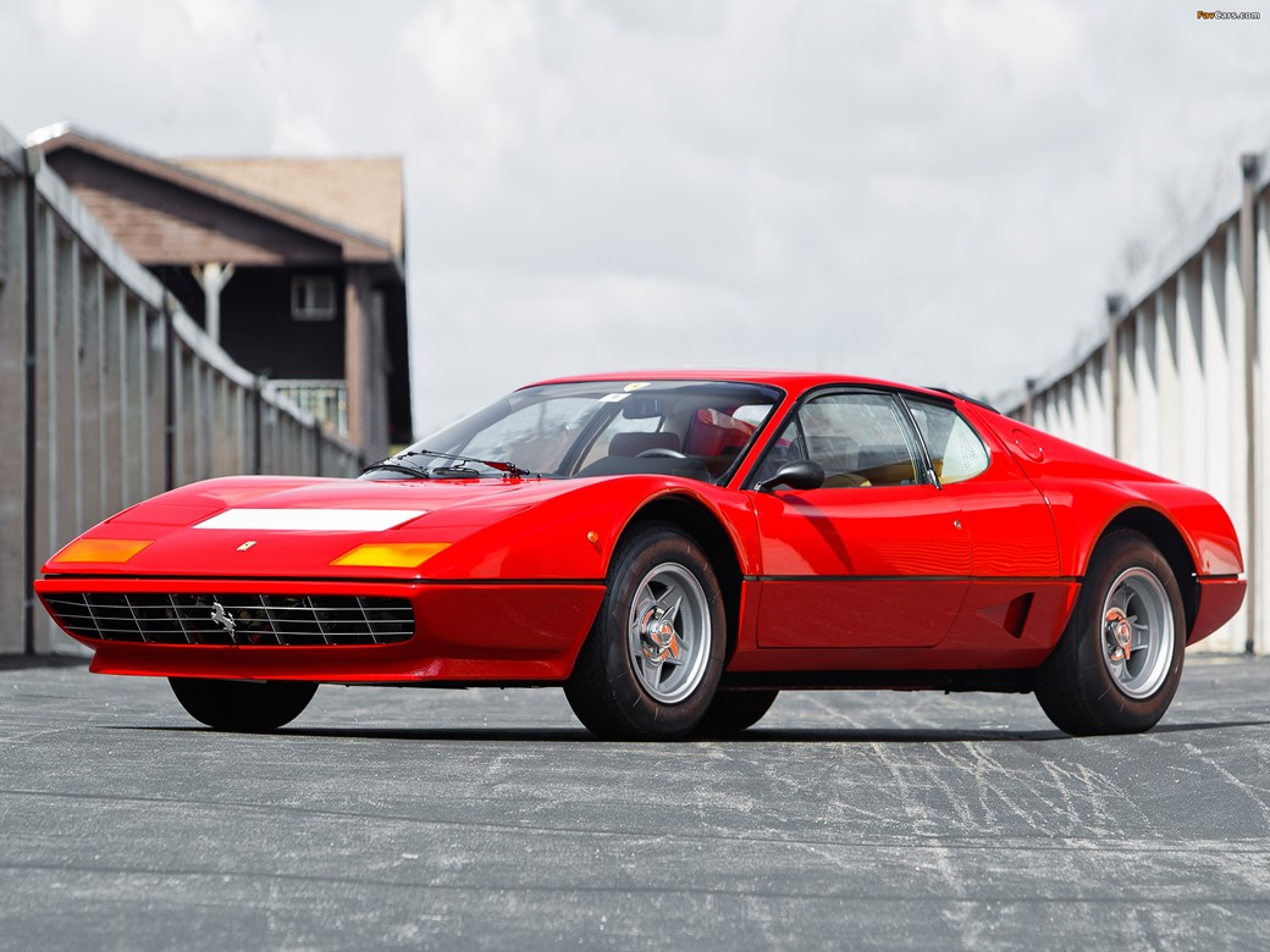 Ferrari 512BB de 1978
