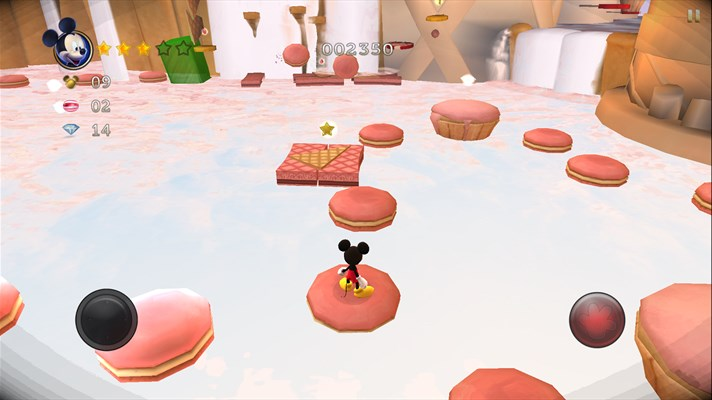 Castle of Illusion Starring Mickey Mouse download - Baixaki