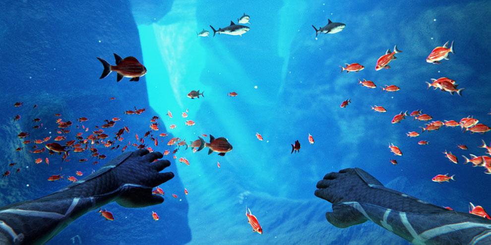 Peixinhos do mal iron fish chega aos pcs no in cio de for Does fish have iron