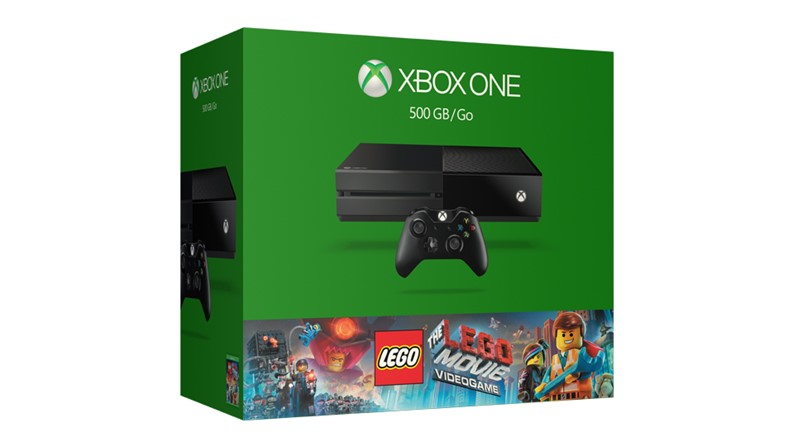 Xbox One ganha bundle com The LEGO Movie VideoGame