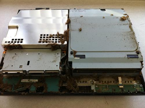 Essas fotos vão deixar os donos de PS3 preocupados e com nojo