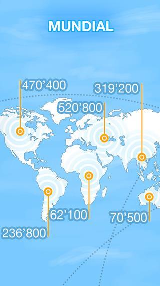 WiFi Map Pro - Senhas - Imagem 2 do software