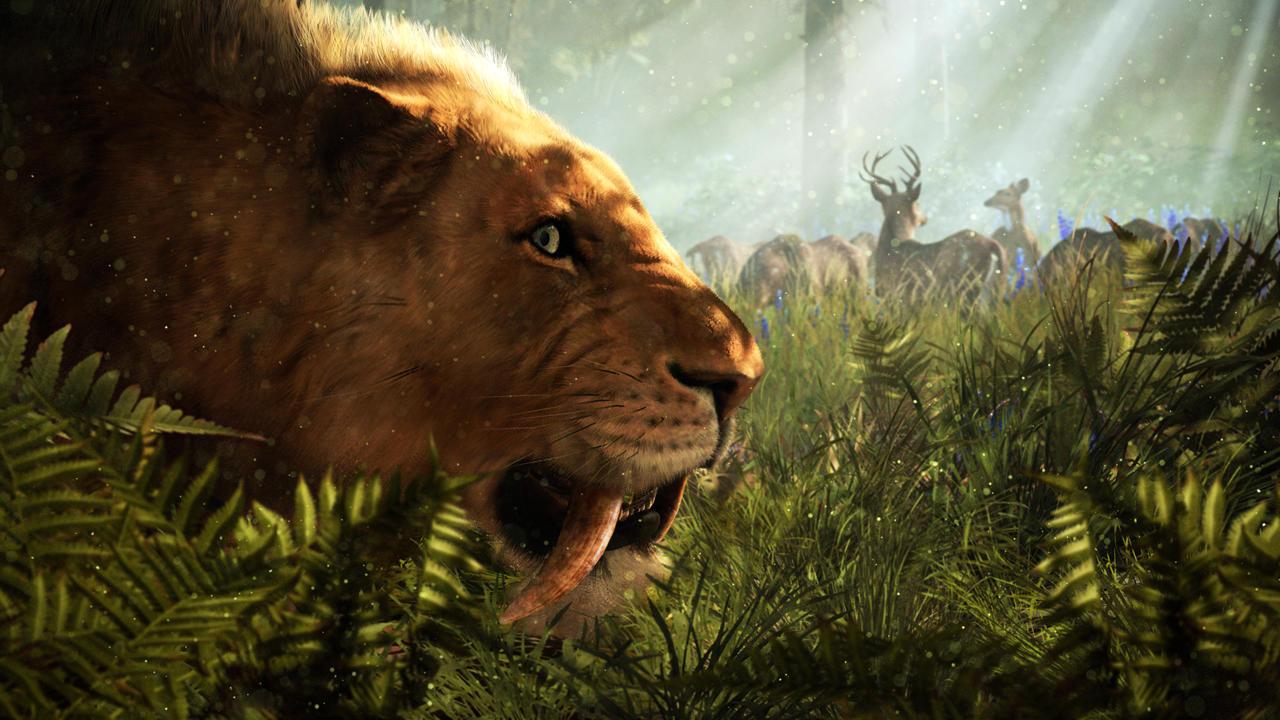 Na Pré-História: Ubisoft Revela Far Cry Primal, jogo Pará PS4, PC e xone