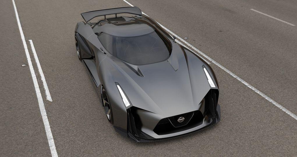 Nissan fará uma versão real de carro-conceito criado para o Gran Turismo