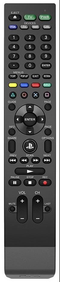 Novo controle remoto universal do PS4 facilita suas maratonas de séries