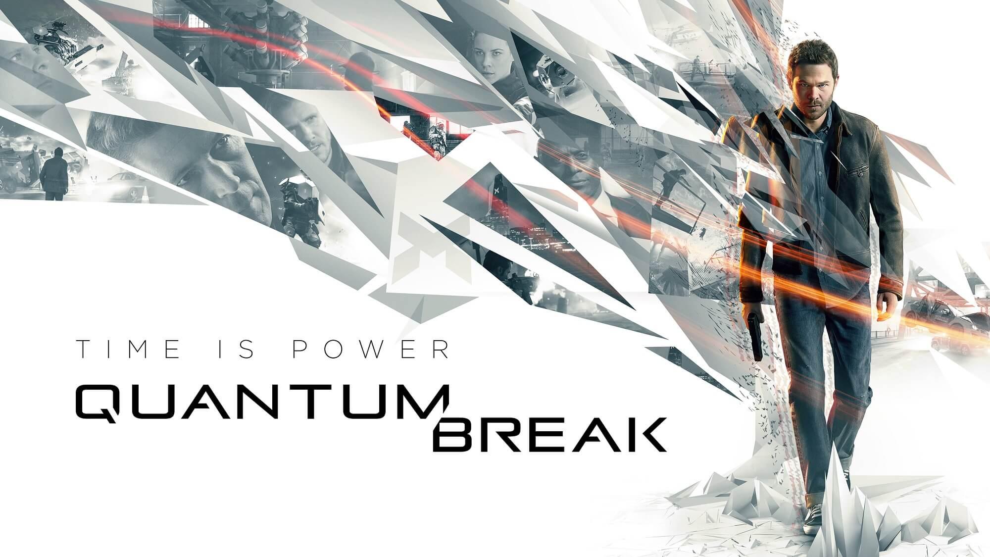 Quantum Break na BGS: experiência é cinematográfica e evolui o bullet-time