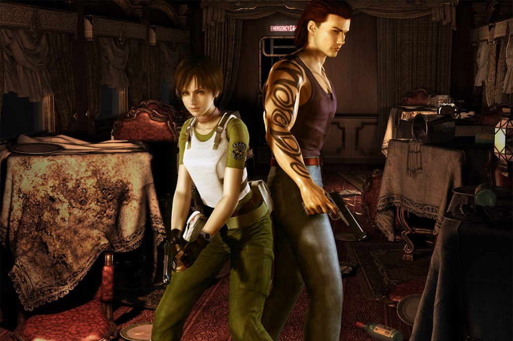 Jogamos: Resident Evil 0 HD quer resgatar as origens do survival horror