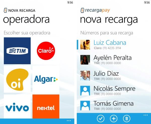 RecargaPay - Imagem 1 do software