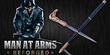 Imagem de Ferreiros de Man at Arms criam a espada de Assassin's Creed Syndicate no baixakijogos