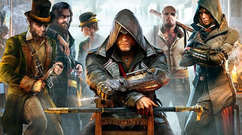 Imagem de Assassin´s Creed Syndicate no baixakijogos