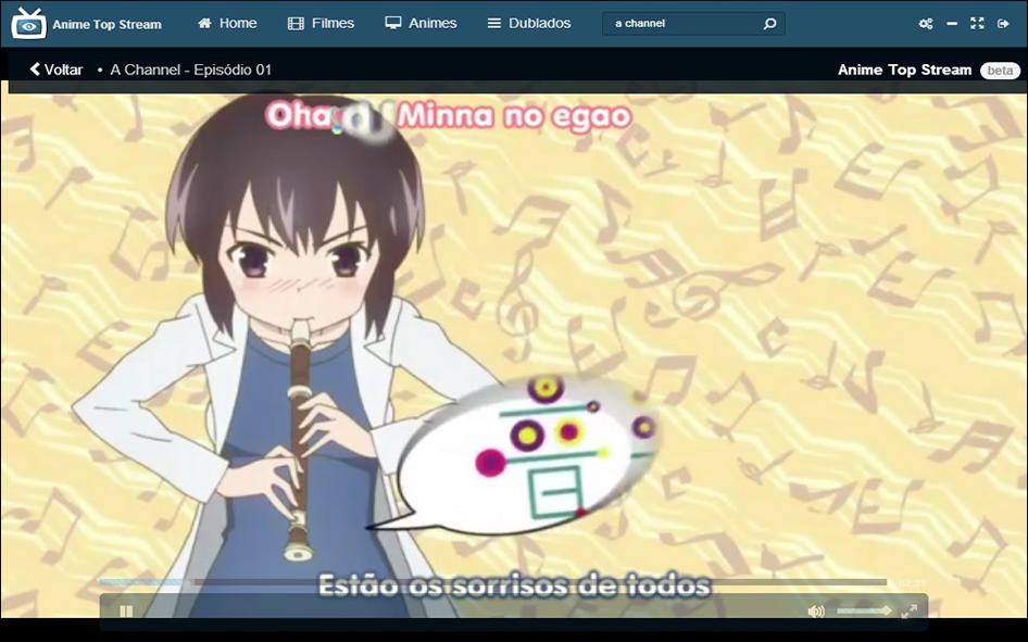 Anime Top Stream - Imagem 3 do software