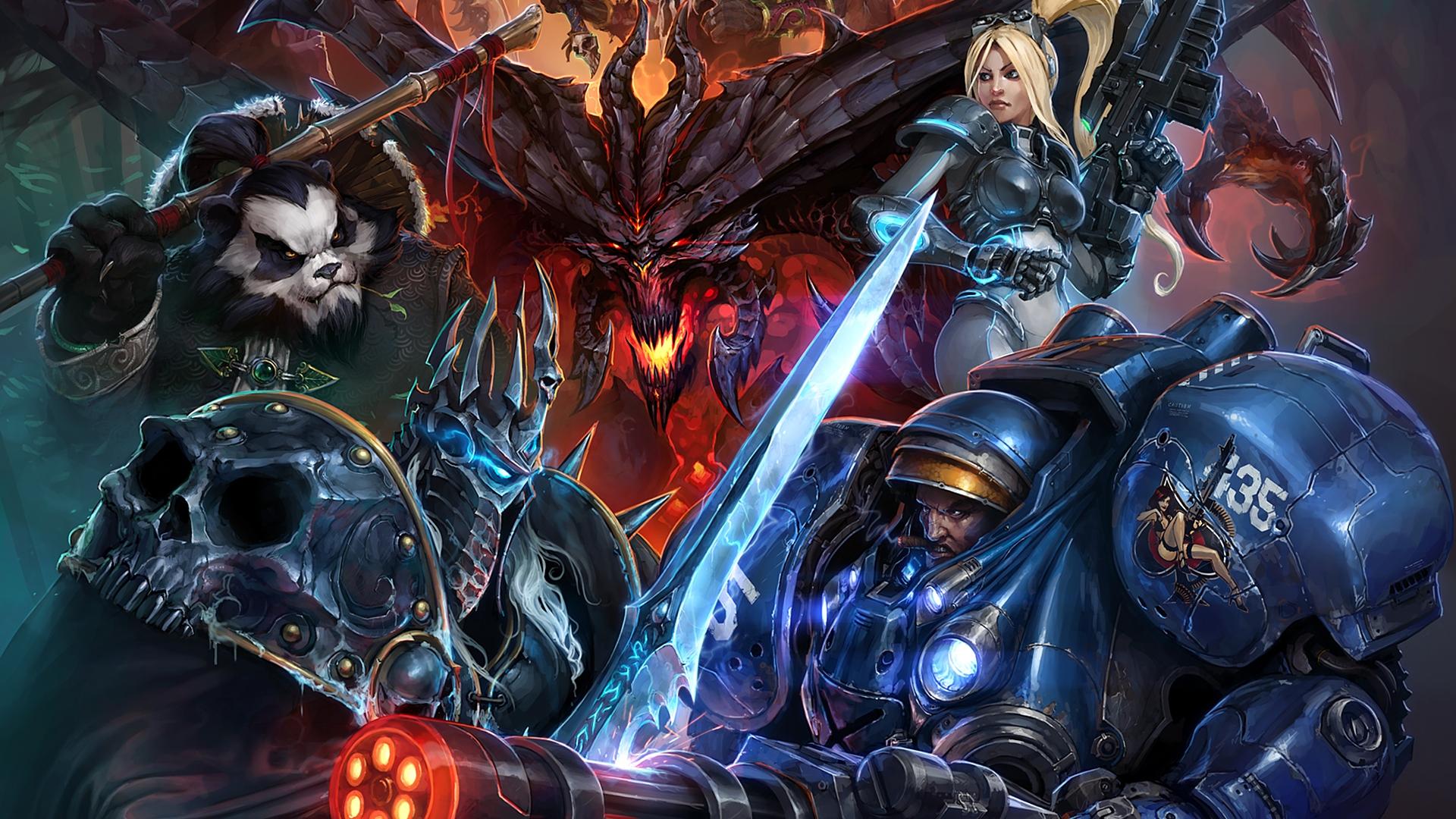 Black Friday: Blizzard detalha as promoções em seus títulos