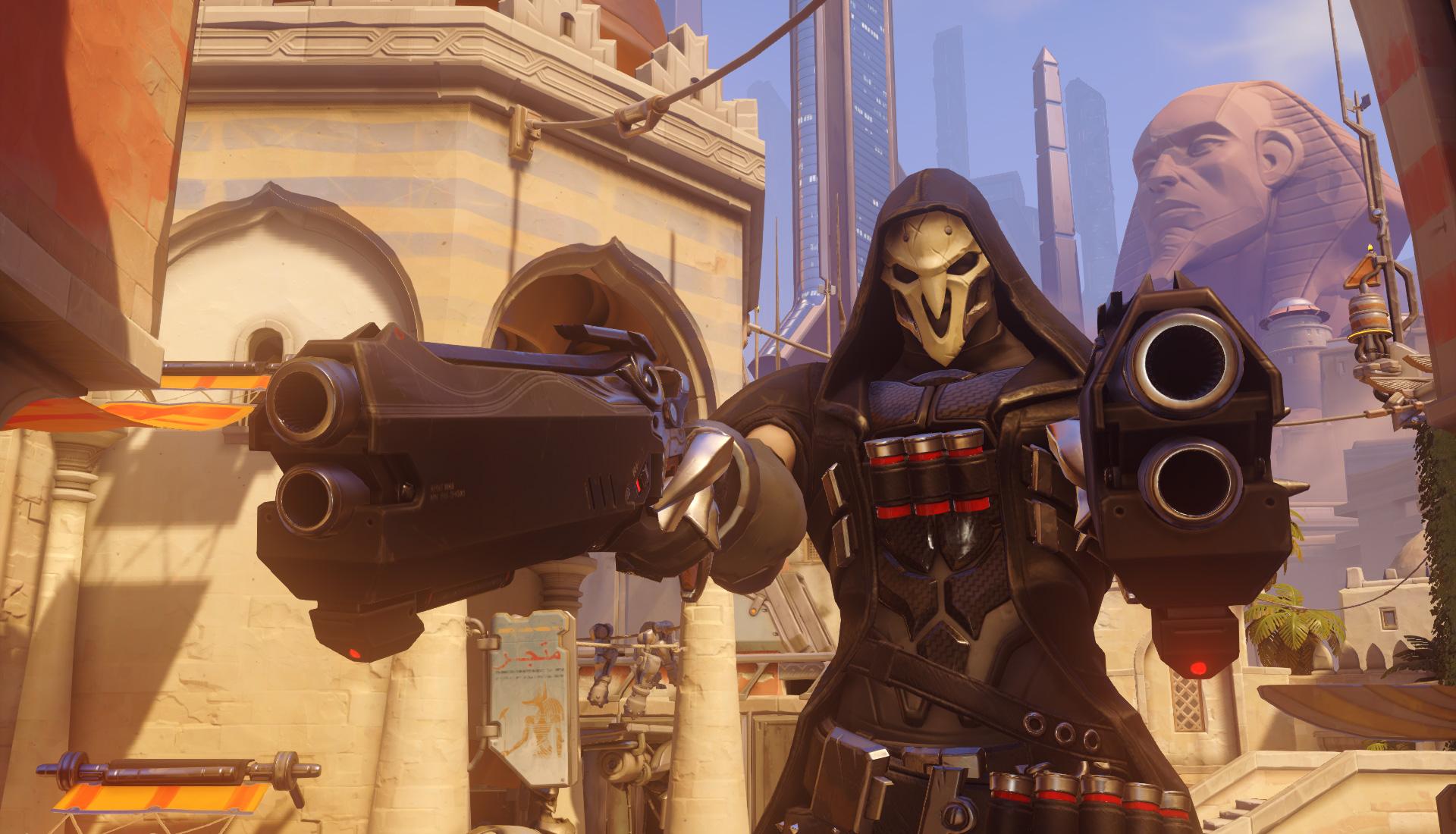 O Beta fechado de Overwatch prova que a Blizzard acertou em cheio novamente